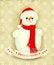 Free Christmas Background Royalty Free Stock Photo - 34301615