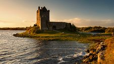 Free Dunguaire Castle Royalty Free Stock Image - 34311506