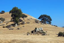 Free Northern California Landscape Royalty Free Stock Images - 34311709