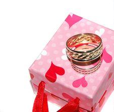 Free The Wedding Rings Stock Image - 34317661