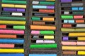 Free Crayons Stock Photography - 34328852