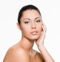 Free Perfect Female Face Stock Photo - 34330240
