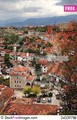 Free Safranbolu, Turkey Royalty Free Stock Photos - 34339788