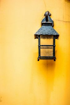 Free Vintage Lamp Royalty Free Stock Image - 34332886