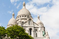 Free Sacre Coeur In Paris Royalty Free Stock Photos - 34343008