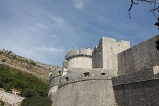 Free Old Town In Dubrovnik Stock Photos - 34342663