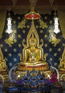 Free Buddha Statue Stock Image - 34346241