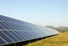 Free Solar Panel Royalty Free Stock Images - 34373839