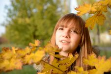Free Beautiful Young Girl With Red Hair Royalty Free Stock Images - 34376389