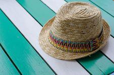 Free Hat Royalty Free Stock Image - 34379426