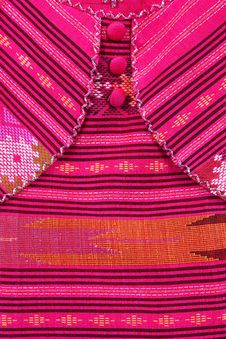 Free Fabric Thailand Stock Photo - 34380770