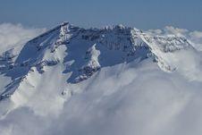 Free Winter Mountains. Chile Stock Photo - 34380840