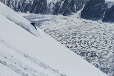 Free Freeride In Chile Royalty Free Stock Image - 34380956