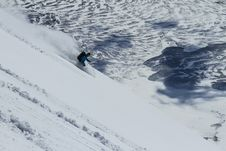 Free Freeride In Chile Stock Photo - 34380970