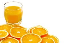 Free Orange Juice Royalty Free Stock Photography - 34389037