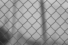 Free Wire Fence Stock Photography - 34390782