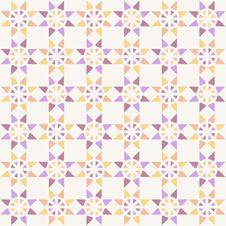 Free Seamless Geometric Pattern Royalty Free Stock Photos - 34392688
