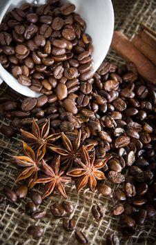 Free Coffee Ingredient Royalty Free Stock Image - 34399536