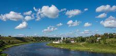 Free Svyato-Uspensky Monastery Stock Images - 34399604
