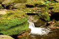 Free Mossy Waterfall Stock Images - 3441214