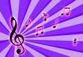 Free Music Notes Stock Images - 3444874