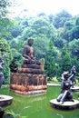 Free Big Buddha Royalty Free Stock Photography - 3449297