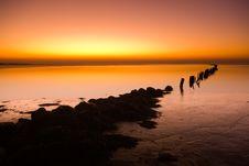 Free A Beautiful Evening On The Coa Stock Photos - 3440053