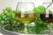 Free Grapes Royalty Free Stock Image - 3440116