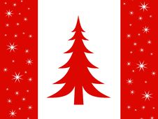 Free Merry Christmas Canada Flag Stock Images - 3440184