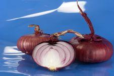 Free Onions Royalty Free Stock Photos - 3440238