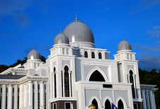 Free Mosque Royalty Free Stock Photo - 3440525