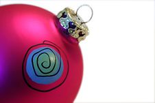 Free Christmas Ornament Royalty Free Stock Image - 3441526