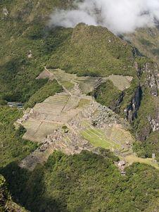 Free Machu Picchu Stock Photos - 3441733