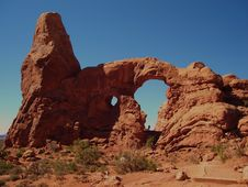 Free Turret Arch Stock Images - 3441864