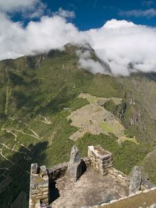 Free Machu Picchu Stock Photo - 3441950