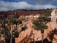 Free Bryce Amphitheater Stock Photography - 3442172