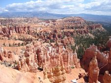 Free Bryce Canyon - Sunset Point Royalty Free Stock Images - 3442179