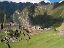 Free Machu Picchu Royalty Free Stock Photos - 3442278