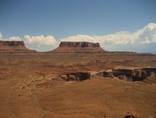 Free Canyonlands Royalty Free Stock Image - 3442506