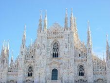 Free Dome Milan Royalty Free Stock Images - 3442599