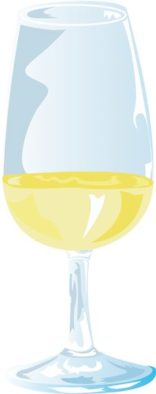 Free White Wine Tasting Royalty Free Stock Photography - 3442687