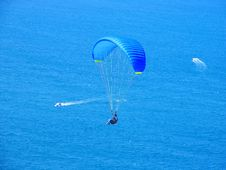 Free Parachute Royalty Free Stock Photo - 3443145