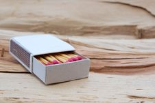 Free Matches Stock Photography - 3443692