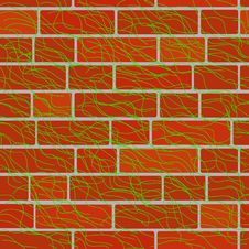 Free Bricken Wall Royalty Free Stock Images - 3445139