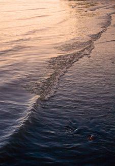 Free Waves Stock Image - 3445151
