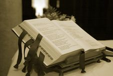 Free Bible Stock Photo - 3445520