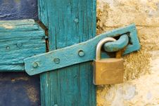 Free Old Lock Stock Photography - 3445802