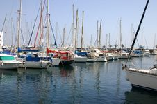 Free Yachts And Boats Stock Images - 3447114