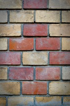 Free Brick Wall Stock Image - 3447291