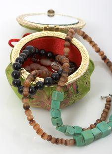 Free Beads Royalty Free Stock Image - 3447306